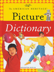 Picture Dictionary Hardcover Book