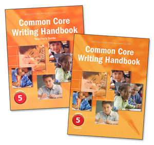 Common Core Writing Handbook Grade 5 Bundle