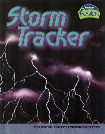 Storm Tracker Library Bound Book