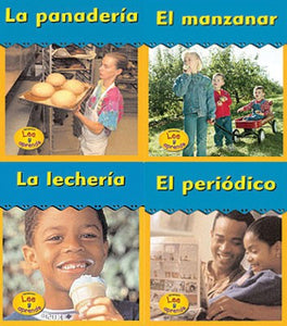 Field Trips Spanish Book Set of 4