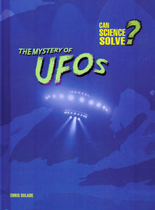 Mystery of UFOs Library Bound Book