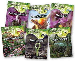 Life of Plants Set of 6
