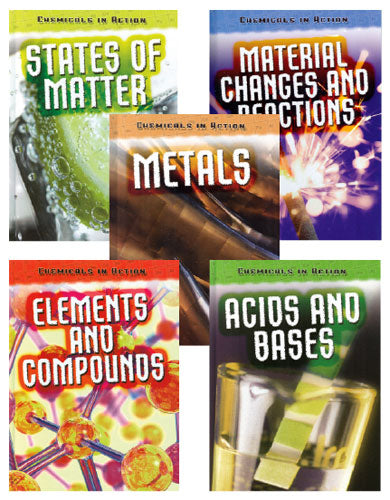 Chemicals in Action Book Set