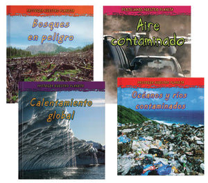 Protect Our Planet Spanish Book Set