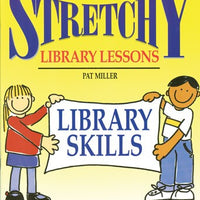 Stretchy Library Lessons: Library Skills