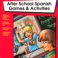 After School Spanish Games