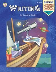 Language Literacy Lessons: Writing English/Spanish) Library Bound Book