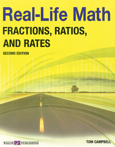 Fractions, Ratios & Rates (Real-Life Math Series)