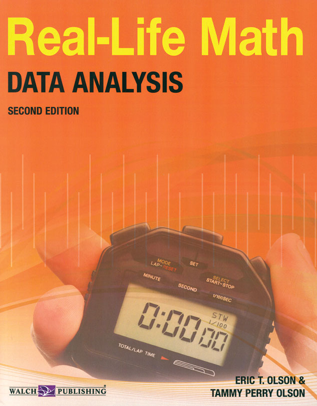Data Analysis (Real-Life Math Series)