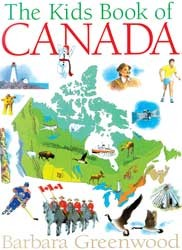 Kids Book of Canada