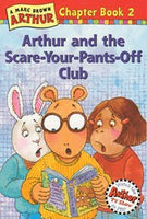 Scare-Your-Pants-off Club Paperback Book