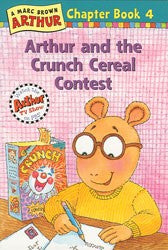 Arthur & the Crunch Cereal Paperback Book