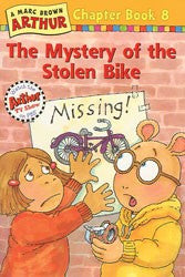 Mystery of the Stolen Bike Paperback Book