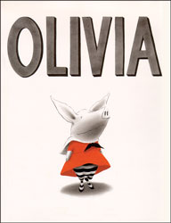 Olivia Spanish Hardcover Book