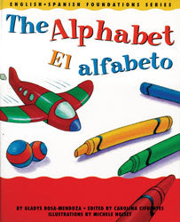 Alphabet / El Alfabeto Bilingual Board Book