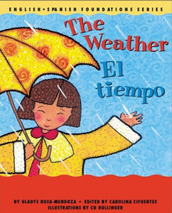 The Weather / El tiempo Bilingual Board Book