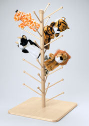 Wooden Puppet Tree