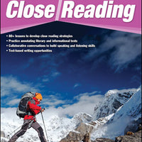 Conquer Close Reading Grade 2 Book
