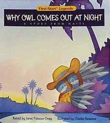 Why Owl Comes Out At Night Big Book