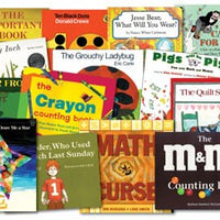 Math Literature Set of 14