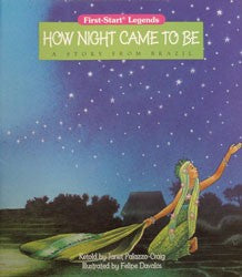 How Night Came to Be Big Book