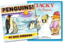 Penguins Fiction/Nonfiction Set of 2
