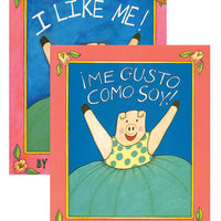 I Like Me Bilingual (English/Spanish) Book Set
