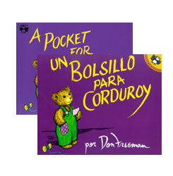 Bilingual Pocket For Corduroy Book Set