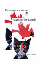 Feathers For Lunch Set Bilingual