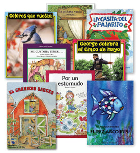 Spanish Big Book Set A