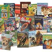 Multi-Genre Fiction Set For Grades 4-6 Set of 20