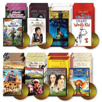 Middle Readers Book & DVD Collection