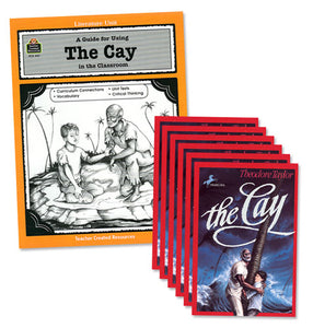 Cay, The 6 Books & Literature Guide