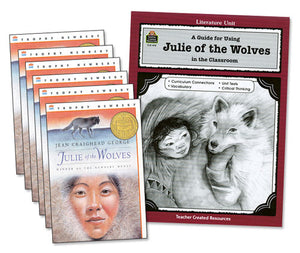 Julie of the Wolves 6 Books & Literature Guide