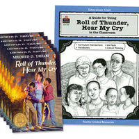 Roll of Thunder, Hear My Cry 6 Books & Literature Guide