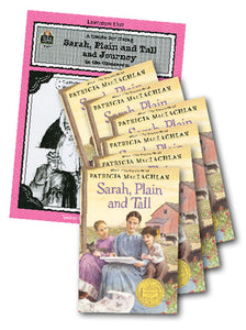 Sarah Plain & Tall 6 Books & Guide