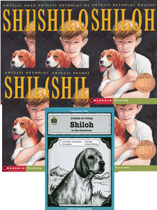Shiloh 6 Books & Literature Set