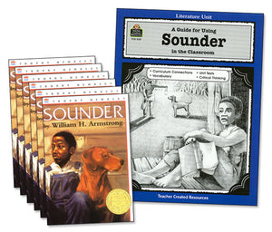 Sounder 6 Books & Literature Guide
