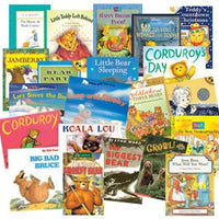 I Love Bears Library Set of 24