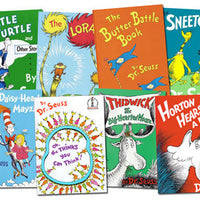Dr. Seuss Library for Explorations in Literature