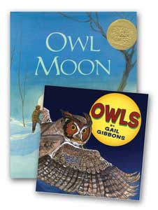 Owls Fiction/Nonfiction Set