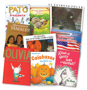 Holiday Collection Spanish Book Set