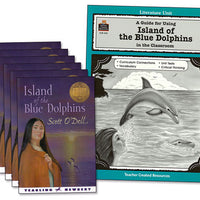 Island of the Blue Dolphins Literature Unit
