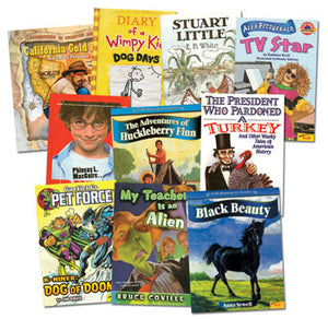 4th Grade Library (50 books)