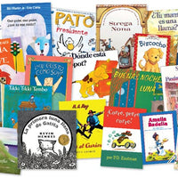 Favorite Children's Books Spanish Set 2 Set of 18