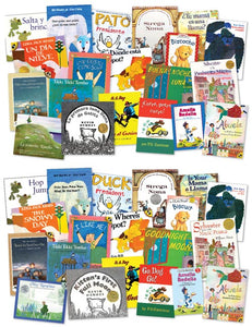 Favorite Children's Books Spa\Eng Set 2 Set of 38