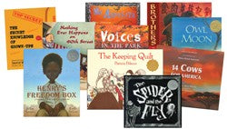 Picture Book Library for Literary Elements Toolkit