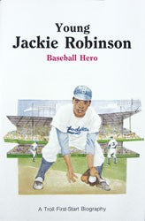 Young Jackie Robinson Big Book