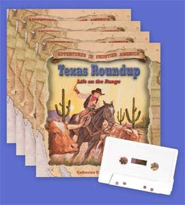 Texas Roundup Read-Along Kit