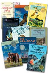 Newbery Theme All About Animals Set of 36